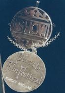 sterling silver Telluride film festival medallions